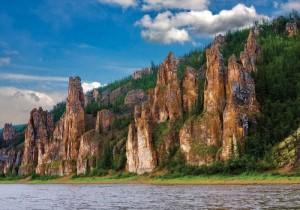 Ленские столбы (Якутия)