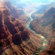 Гранд-Каньон – самый Большой каньон в США