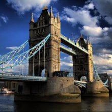 Тауэрский мост — знаменитый мост в Лондоне