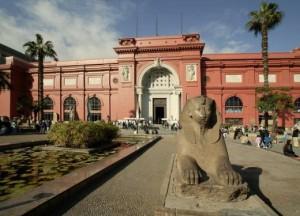 Каирский национальный музей в Египте