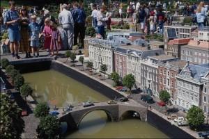 Парк миниатюр в Брюсселе