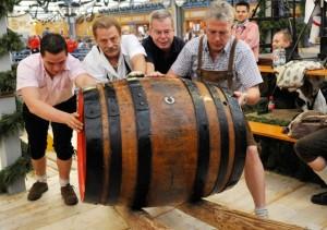 Октоберфест в Мюнхене – фестиваль пива