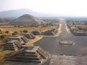 Теотиуакан – заброшенный город майя