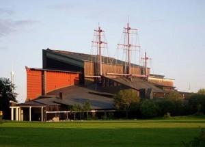 Музей Васа – музей одного корабля