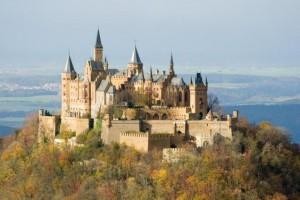 Замок Зигмаринген в Германии