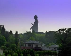 Статуя Будды Усику Дайбуцу