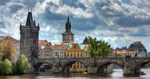 Карлов мост в сердце Праги