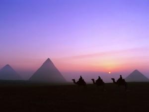 Египетские пирамиды – чудо света дошедшее до наших дней