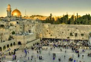 Стена плача – святыня иудаизма в Иерусалиме