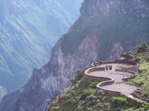 Каньон Колка в Перу (Colca Canyon)