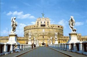 Замок Святого Ангела – величественный замок в Риме