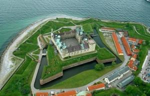 Кронборг – замок Гамлета в Дании